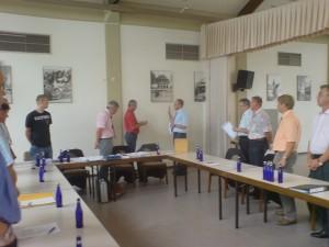 Konstituierende Sitzung 2009 (2)