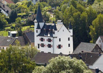 Hänneschen-Café auf Burg Dreis