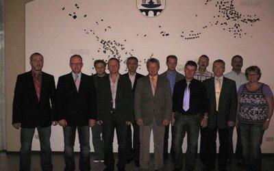 Konstituierende Sitzung 2009
