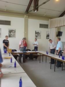Konstituierende Sitzung 2009 (1)